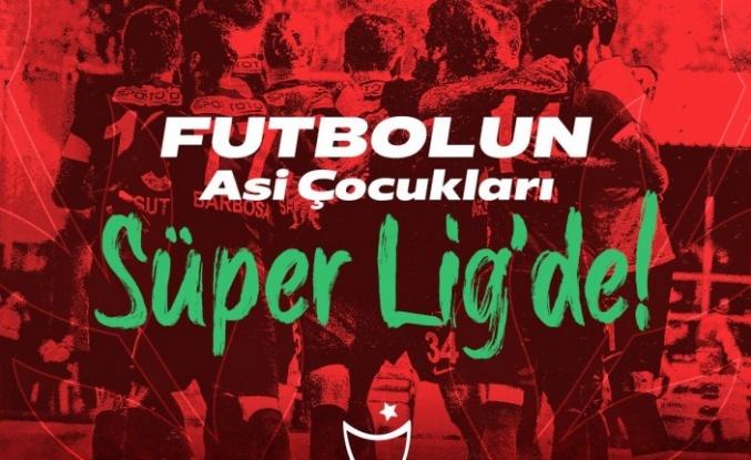 SON DAKİKA   TFF 1. Lig'de Hatayspor şampiyon! Süper Lig'e yükselen ilk takım…