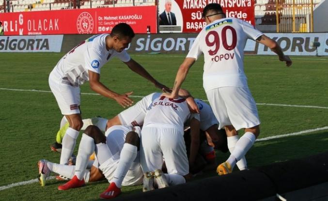 Hatayspor, Trabzonspor ile Karşılaşacak!