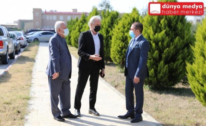 İTSO Başkanı Yılmaz İSTE'yi Ziyaret Etti!