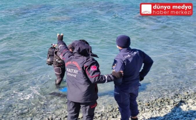 Samandağ'da Denizde Kaybolan Genç 2 Aydır Aranıyor!