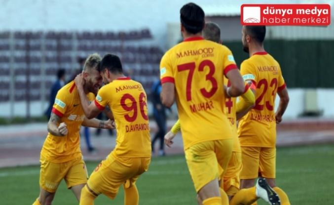 Atakaş Hatayspor evinde kayıp: 1-3!