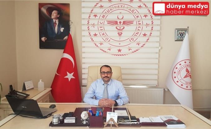 """İl Sağlık Müdürü Hambolat: """"Erken teşhis hayat kurtarır"""""""
