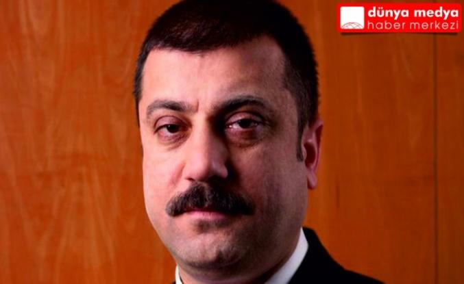 Merkez Bankası Başkanı  Şahap Kavcıoğlu Oldu