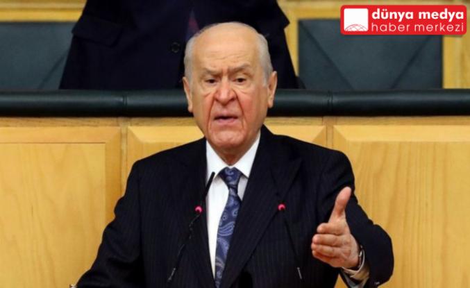 MHP Lideri Bahçeli: Mücadelemizi kararlılıkla sürdüreceğiz