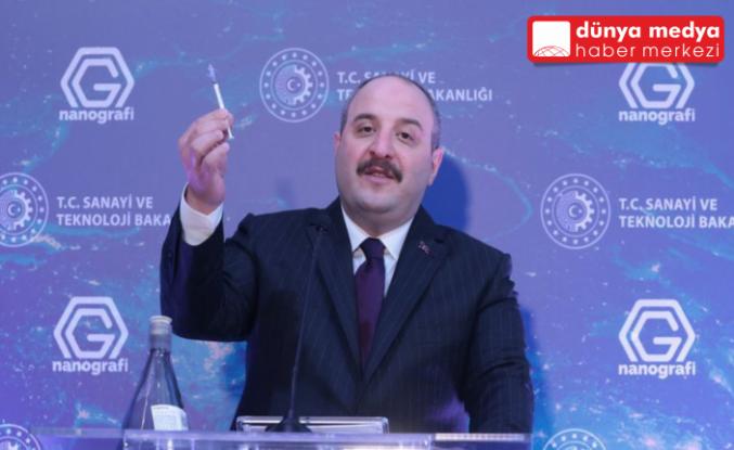 Sanayi ve Teknoloji Bakanı Varank'tan Yerli Aşı Açıklaması