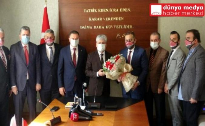 Yeni Stad Atakaş Hatayspor'a kiralandı