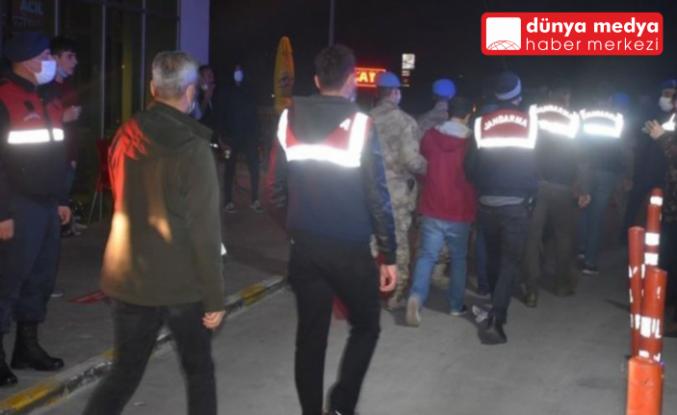 İzmir Merkezli   Fetö Operasyonu!  84 Gözaltı Kararı