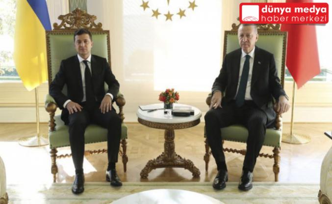 Kritik Görüşme! Erdoğan, Zelenskiy ile görüşecek!