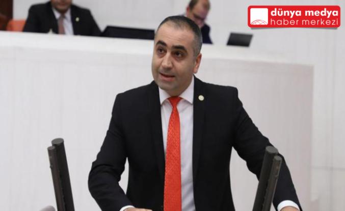 """MHP Hatay Milletvekili Kaşıkçı:   """"Üniversitelerin Mühendislik Programları   tekrardan ele alınmalıdır"""""""