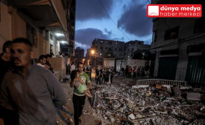 İsrail'den Mescid-i Aksa'ya Kanlı Saldırı!