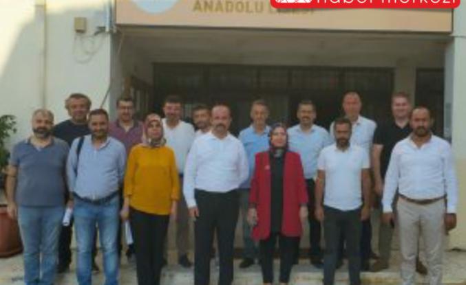 İLKSAN'DA ZAFER TÜRK EĞİTİM SEN'İN