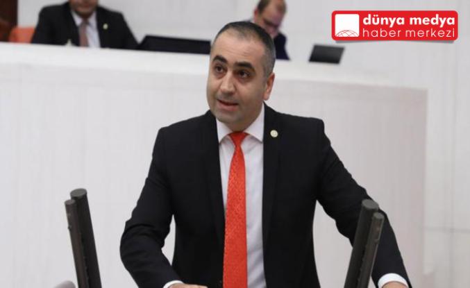"""MHP'Lİ LÜTFİ KAŞIKÇI: """"Çiftçilerimizin Borçları yapılandırılsın!"""""""
