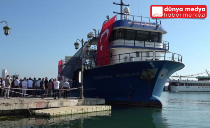 CHP Gemisi Yola Çıktı!