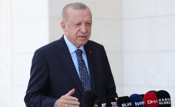 Cumhurbaşkanı Erdoğan'dan  Sabotaj Açıklaması
