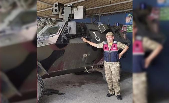 Engelli Genç Bir Günlüğüne    Asker Olma Sevinci Yaşadı