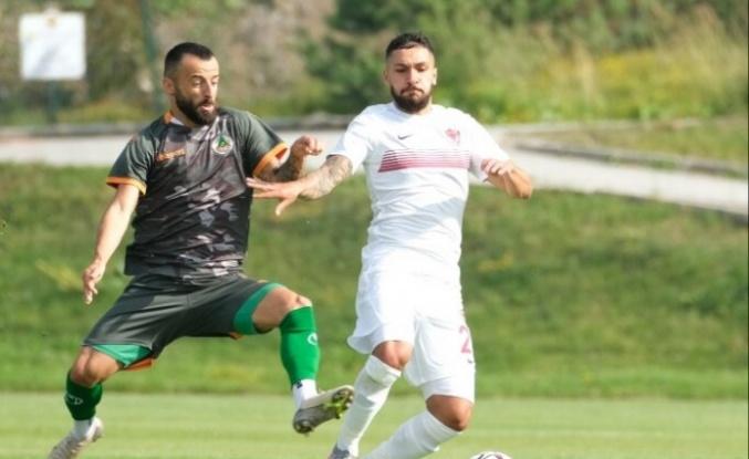 Hazırlık Maçında Atakaş Hatayspor   Alanyaspor ile yenişemedi: 2-2!