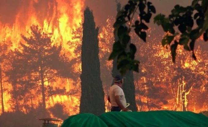 Manavgat'ta Yangınlar Durmuyor!