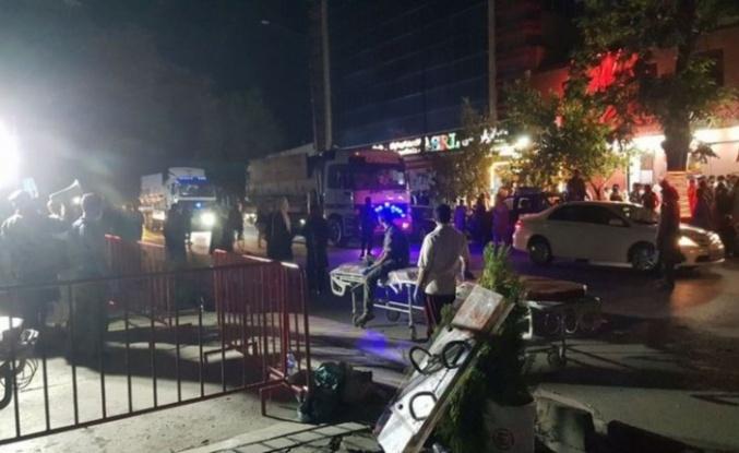 KABİL'DE ART ARDA  BOMBALI SALDIRILAR!