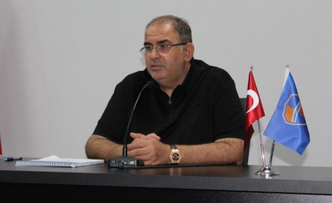 """İskenderunspor Başkanı Hakan Bolat:   """"Hep Beraber Zafere Ulaşacağız"""""""