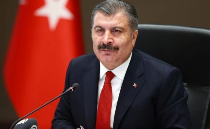 Sağlık Bakanı Fahrettin Koca   önemli açıklamalarda bulundu