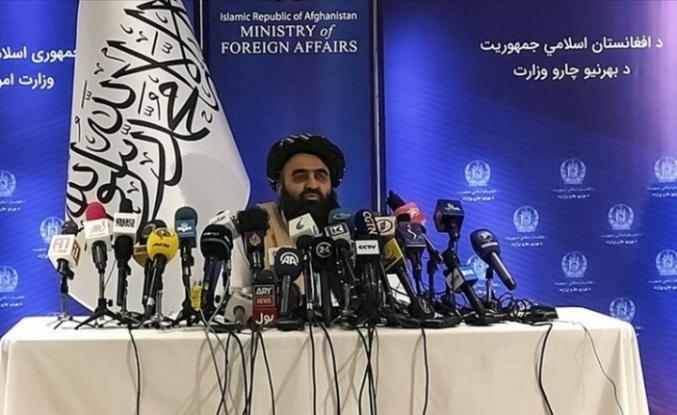 Taliban'dan Türkiye açıklaması:   İyi ilişkiler kurmak istiyoruz