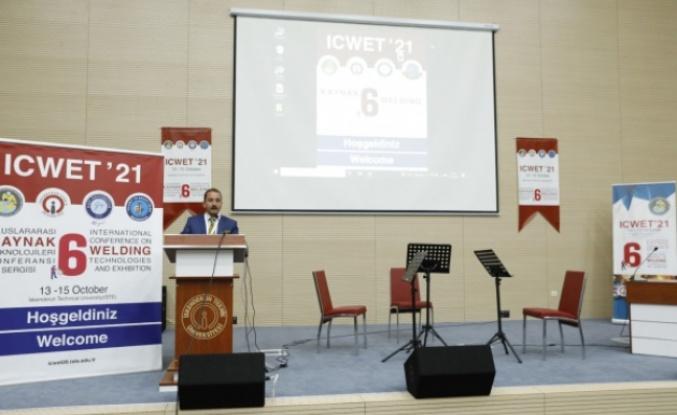 İSTE ICWET'21'E EV SAHİPLİĞİ YAPIYOR