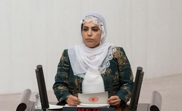 HDP Milletvekili Remziye Tosun'a 10 yıl hapis cezası