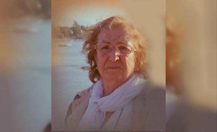 İskenderun'un ilk Belediye Başkanının eşi vefat etti…