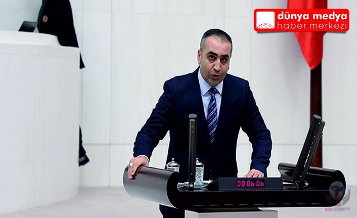 MHP'li Kaşıkçı KİT Komisyonunda  Hatay'ın Sorunlarını Dile Getirdi