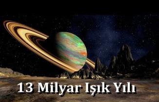 Uzayın Sonuna Gidiyoruz ( 13 Milyar Işık YIlı )